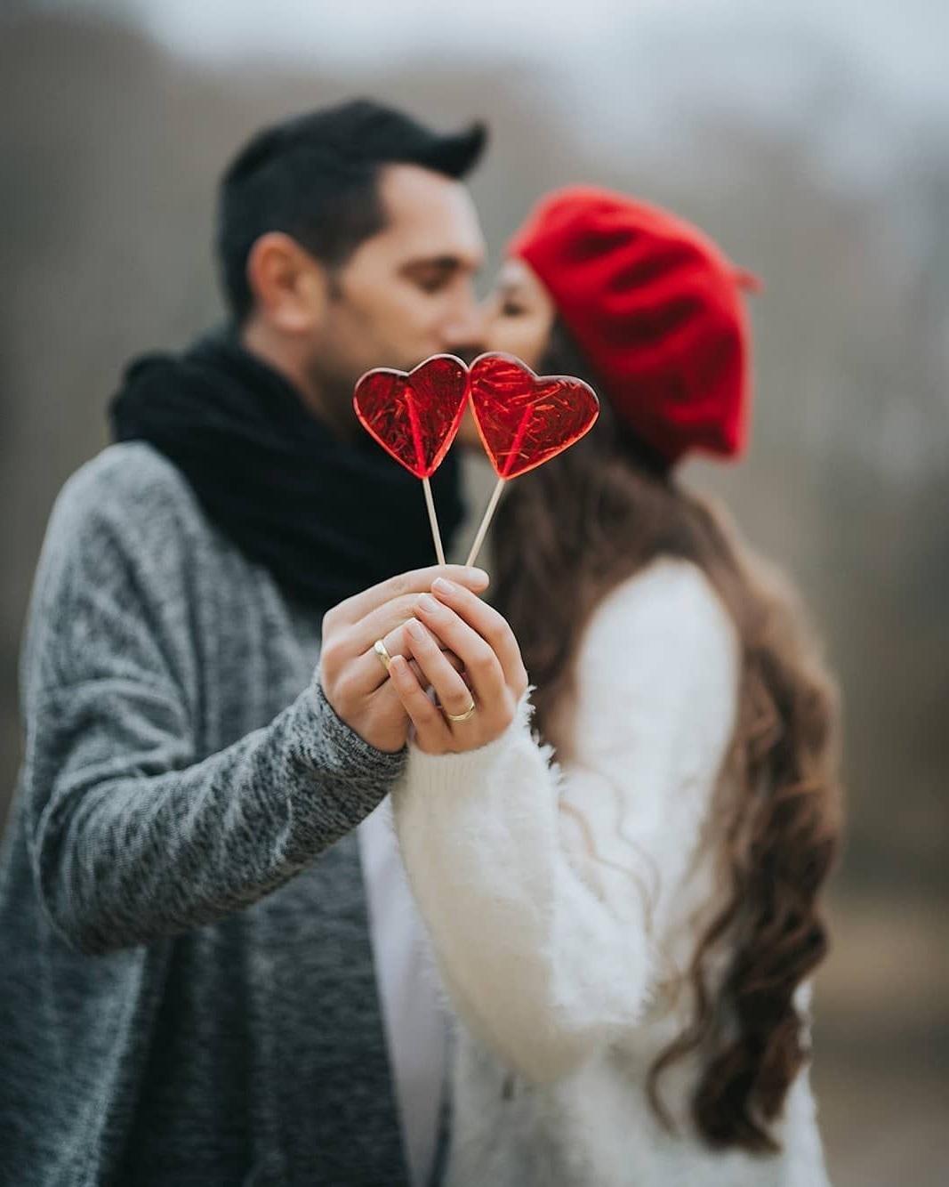 Séjour pour la Saint-Valentin.
