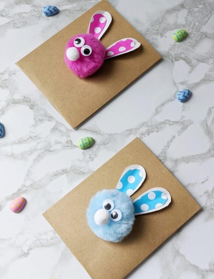 Carte de Pâques DIY.