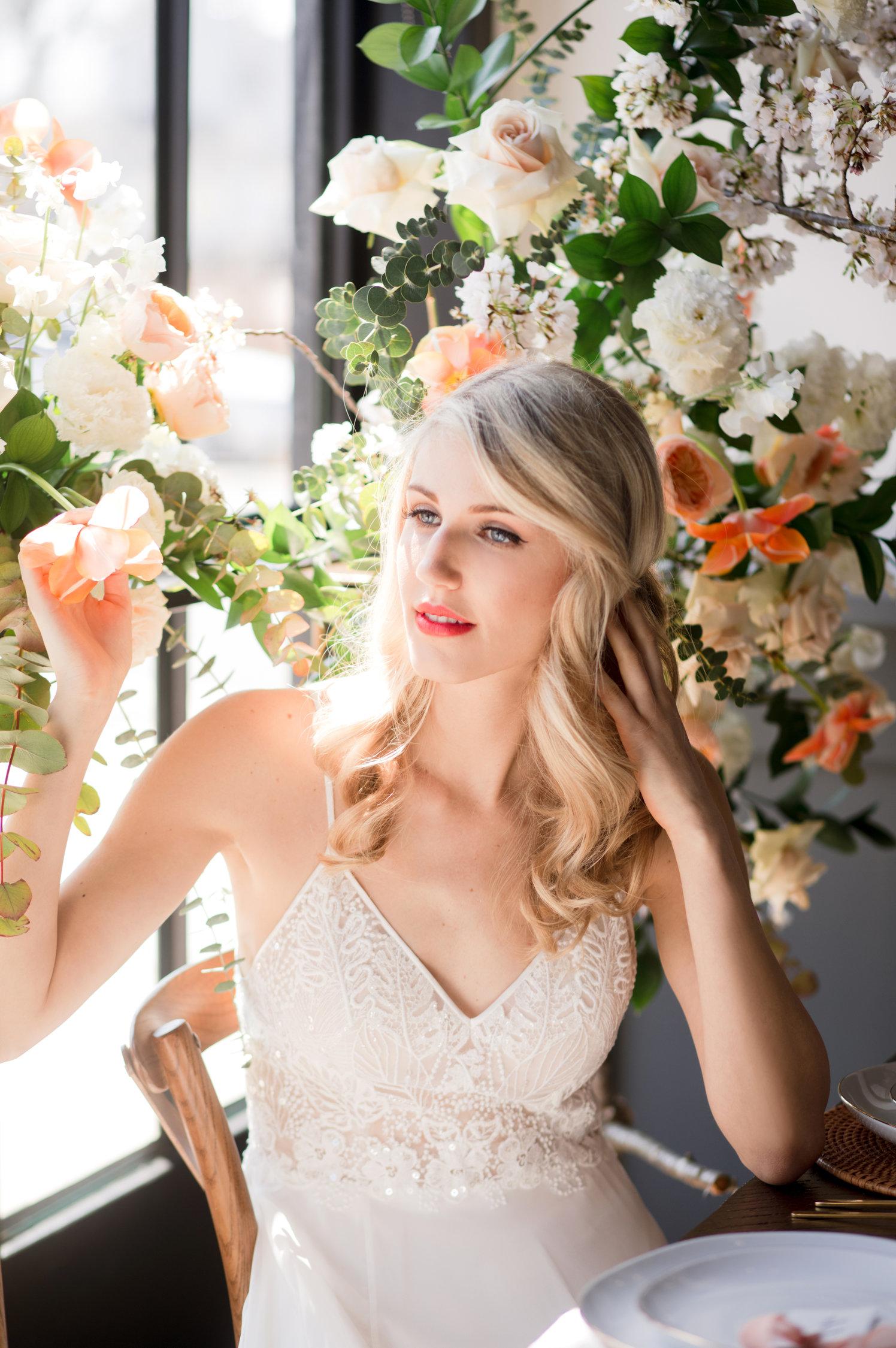 Le look parfait pour chaque mariée.