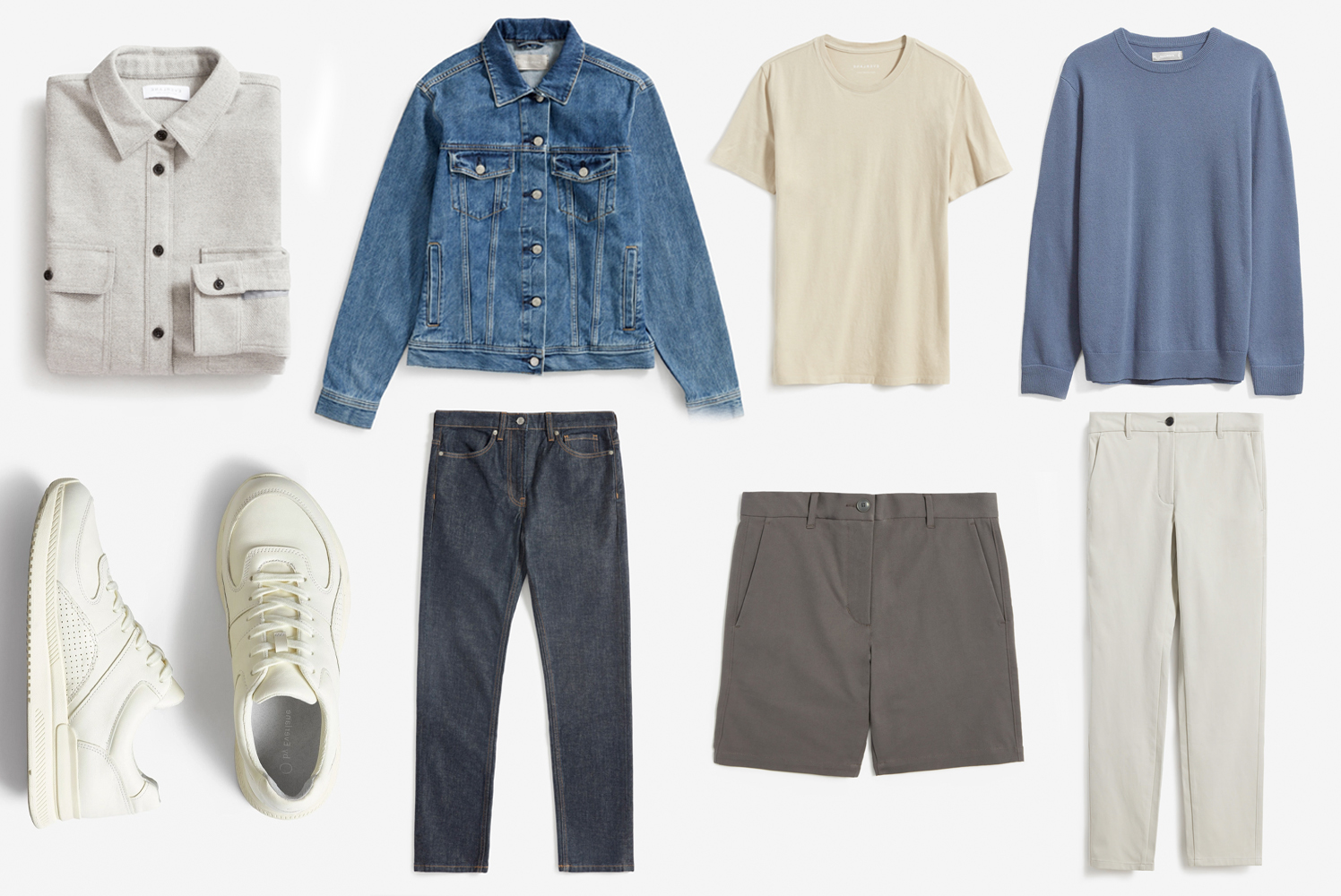Des éléments essentiels dont chaque style a besoin.