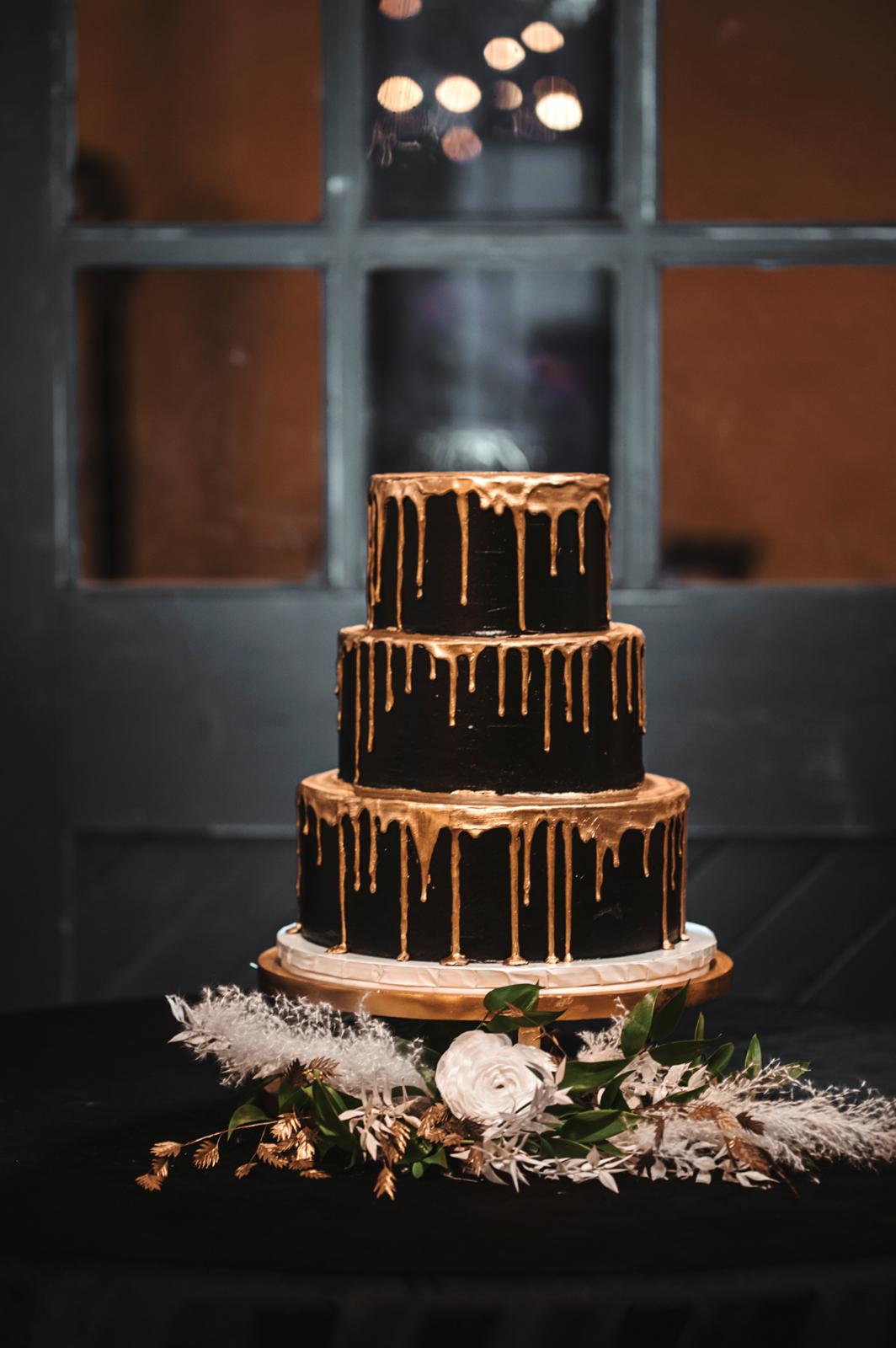 Gâteau de mariage parfait.Gâteau de mariage parfait.