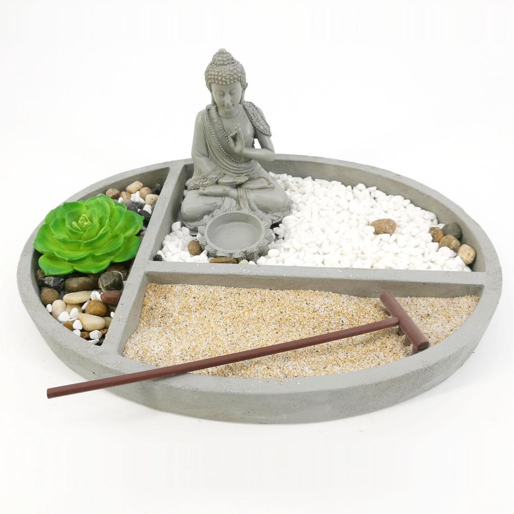 Jardin japonais miniature.