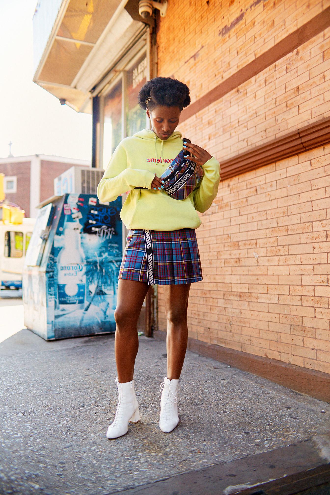 Look streetwear 2021.