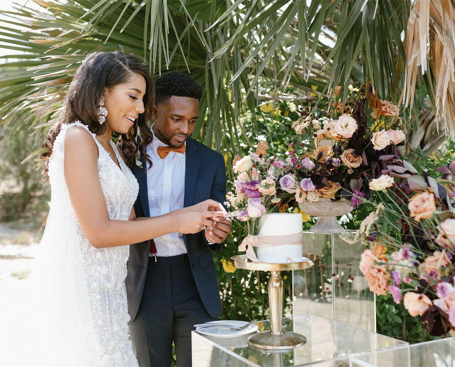 Tendances mariage de 2021.