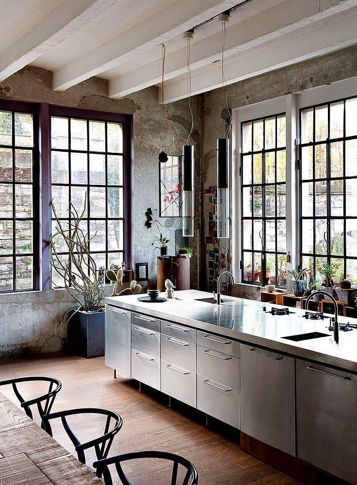 Aménagement de cuisine pour studio.
