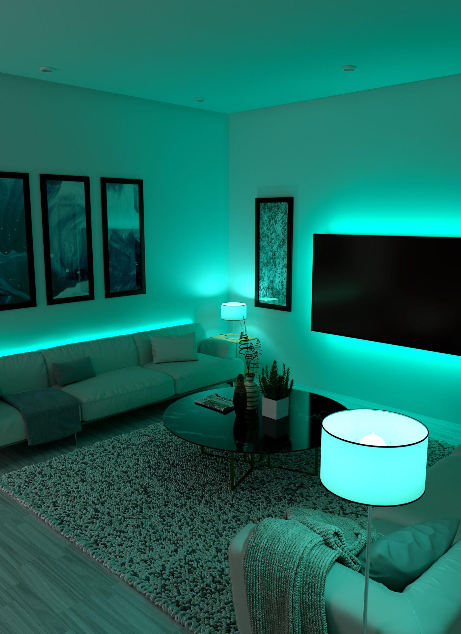 Éclairage LED pour votre maison.