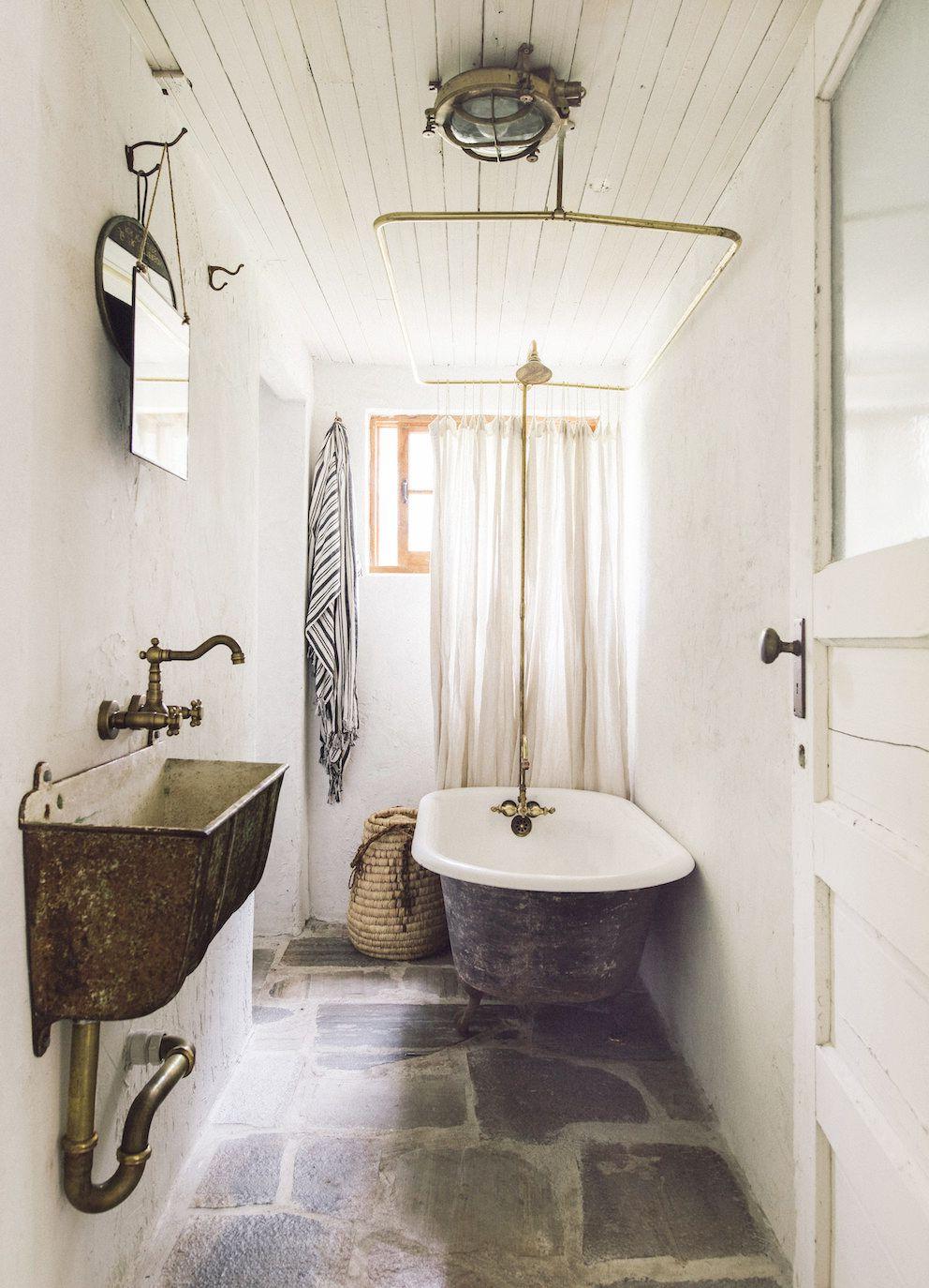Idées pour la salle d'eau.