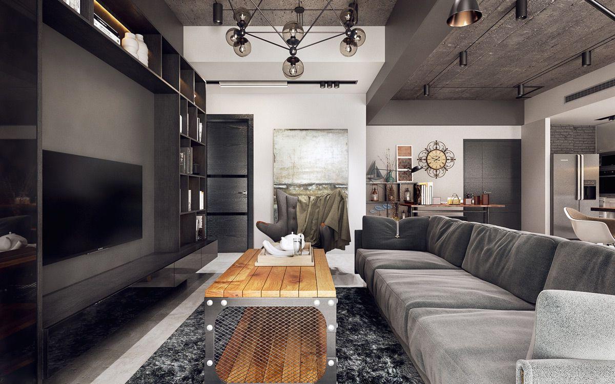 Idées pour votre salle de séjour.