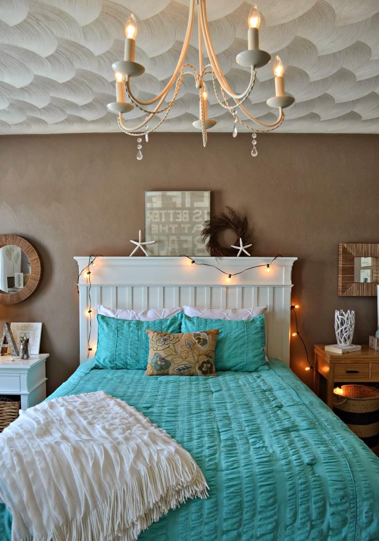 Idées marines pour la chambre à coucher.