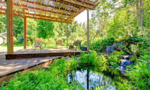 3 éléments essentiels dont vous avez besoin pour embellir votre jardin