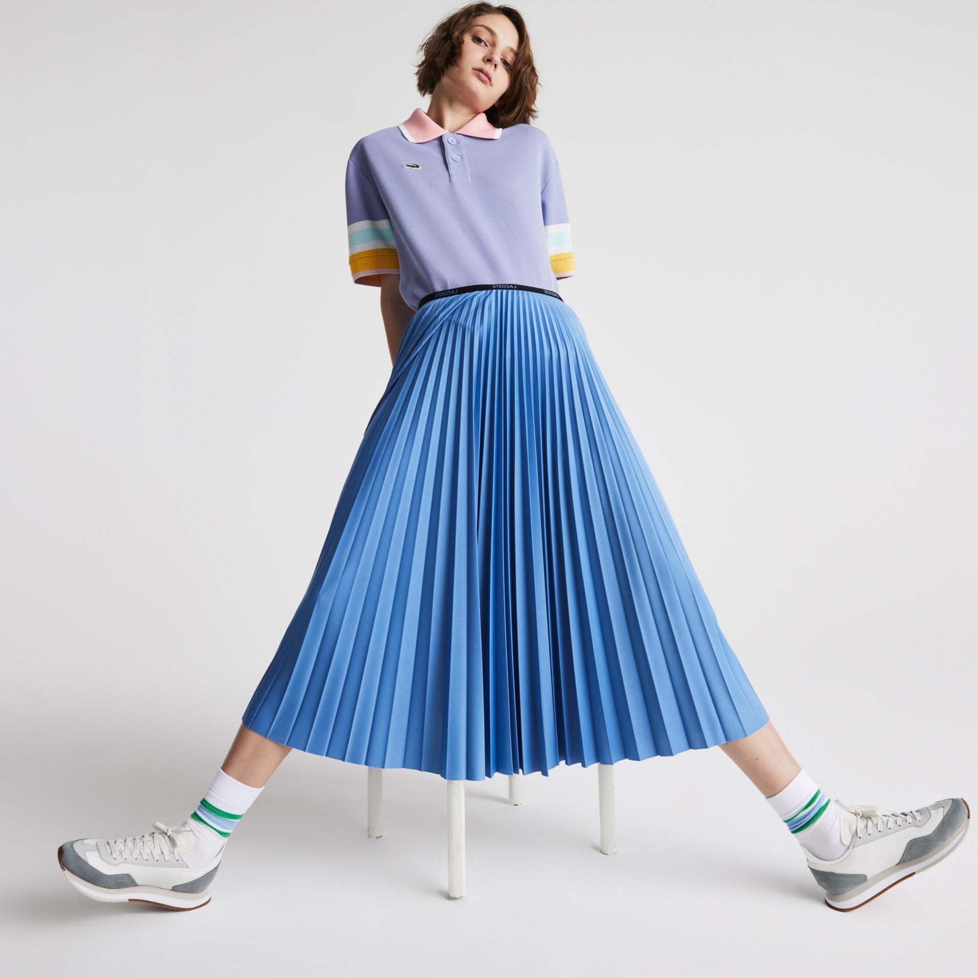 Une tendance qui ne se démodera jamais - la jupe plissée.