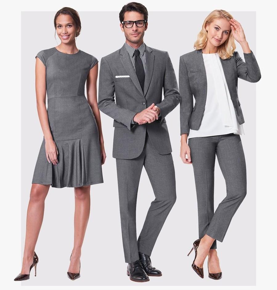 Donnez à votre équipe une apparence plus professionnelle avec des vêtements personnalisés.