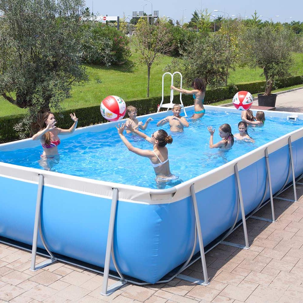Voici une sélection des 5 meilleures piscines hors sol de basse à haute gamme pour vous orienter dans votre choix.