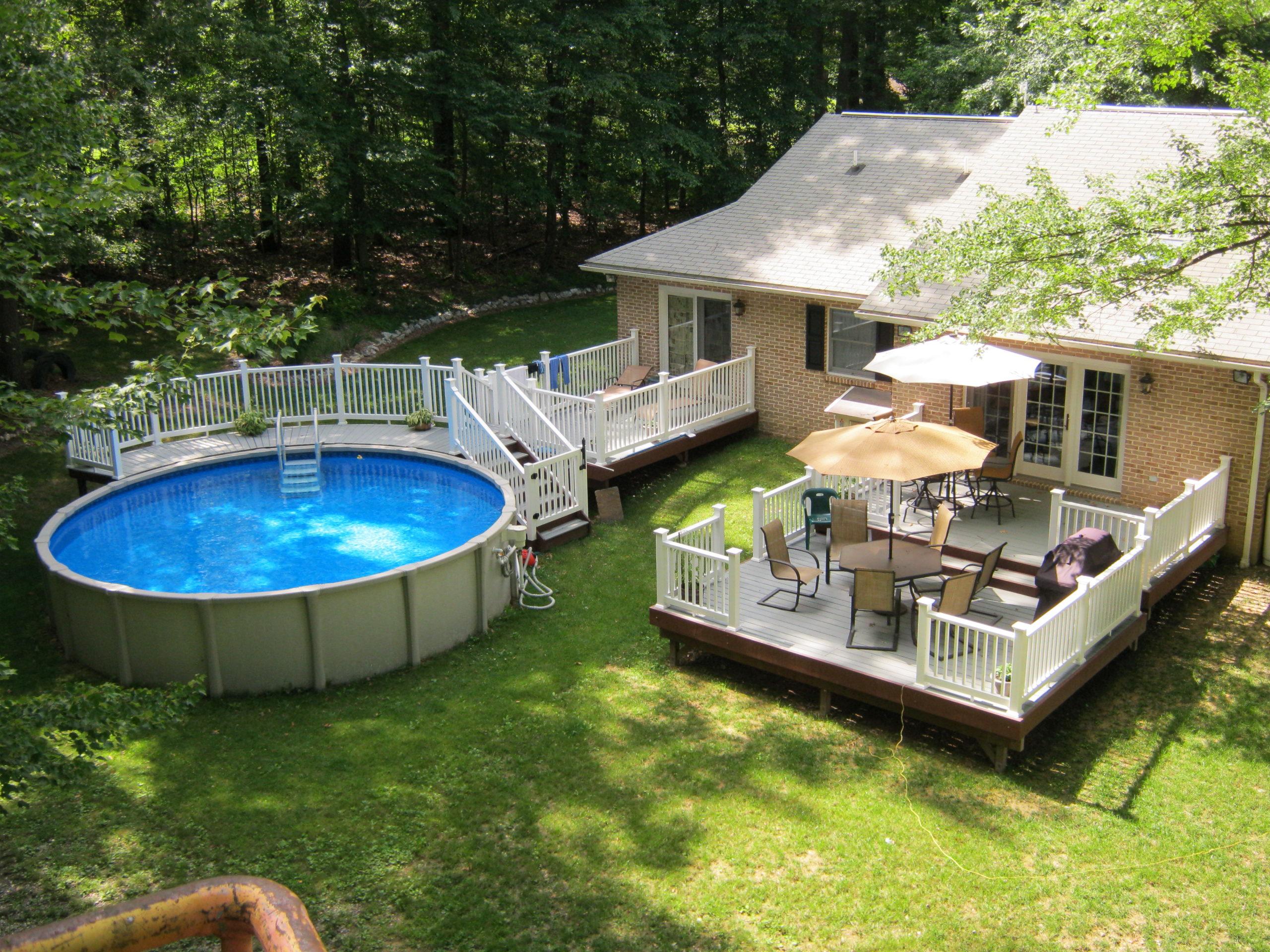 Pourquoi acheter une piscine hors sol en 2021?
