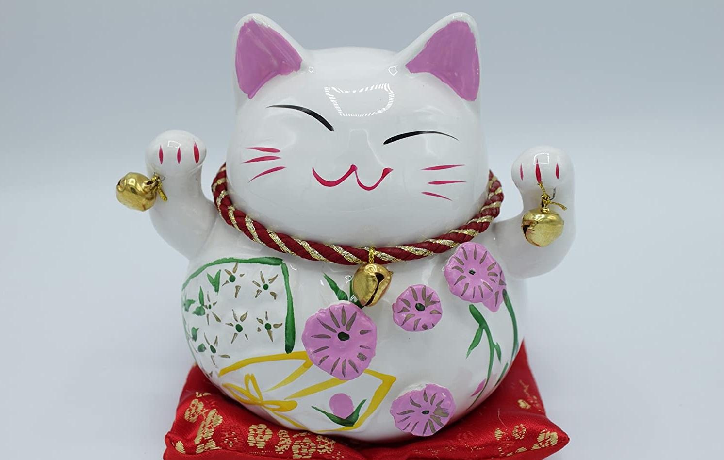 Maneki-neko - le chat japonais.