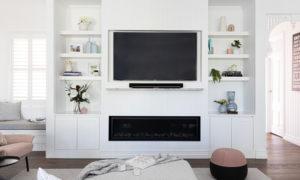 Le Meuble TV Suspendu Qui S'adapte le Mieux à Son Salon